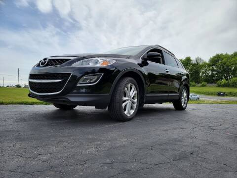 2012 Mazda CX-9 for sale at Sinclair Auto Inc. in Pendleton IN