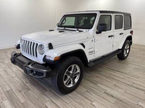 2018 Jeep Wrangler Unlimited for sale at TRAVERS GMT AUTO SALES - Traver GMT Auto Sales West in O Fallon MO
