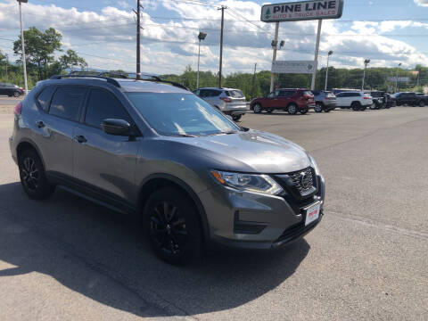2018 Nissan Rogue for sale at Pine Line Auto in Olyphant PA