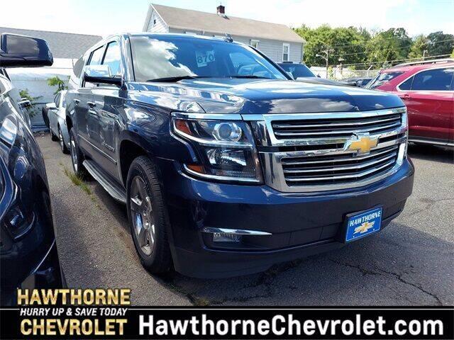 2018 Chevrolet Suburban for sale at Hawthorne Chevrolet in Hawthorne NJ