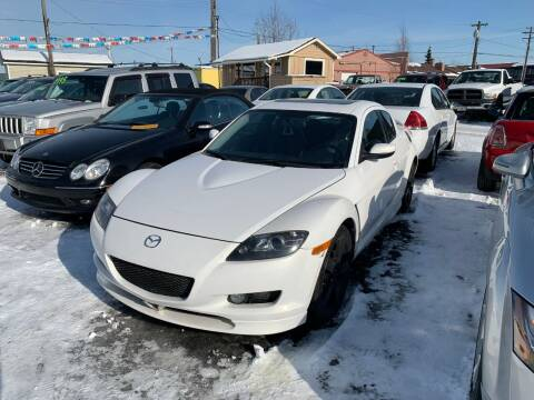 2007 Mazda RX-8 for sale at ALASKA PROFESSIONAL AUTO in Anchorage AK
