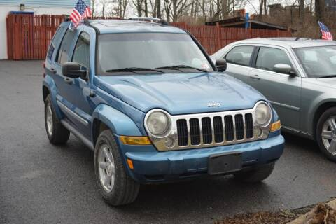 2005 Jeep Liberty for sale at Noble PreOwned Auto Sales in Martinsburg WV