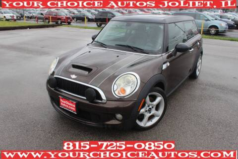 2008 MINI Cooper Clubman for sale at Your Choice Autos - Joliet in Joliet IL