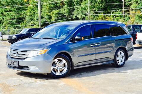 2013 Honda Odyssey for sale at Marietta Auto Mall Center in Marietta GA