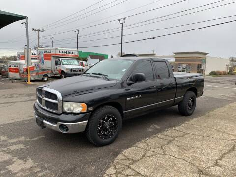 2003 Dodge Ram Pickup 2500 for sale at Universal Auto Sales in Salem OR
