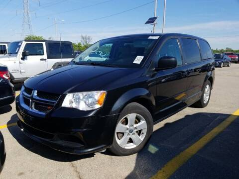2013 Dodge Grand Caravan for sale at JDL Automotive and Detailing in Plymouth WI