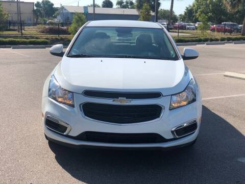 2016 Chevrolet Cruze Limited for sale at Carlando in Lakeland FL
