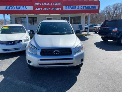 2008 Toyota RAV4 for sale at Sandy Lane Auto Sales and Repair in Warwick RI