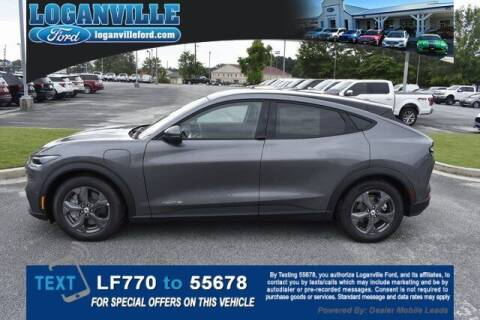 2021 Ford Mustang Mach-E for sale at Loganville Ford in Loganville GA