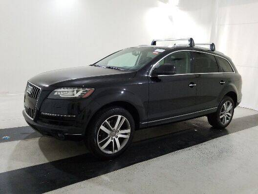2013 Audi Q7 for sale at Autohaus in Royal Oak MI