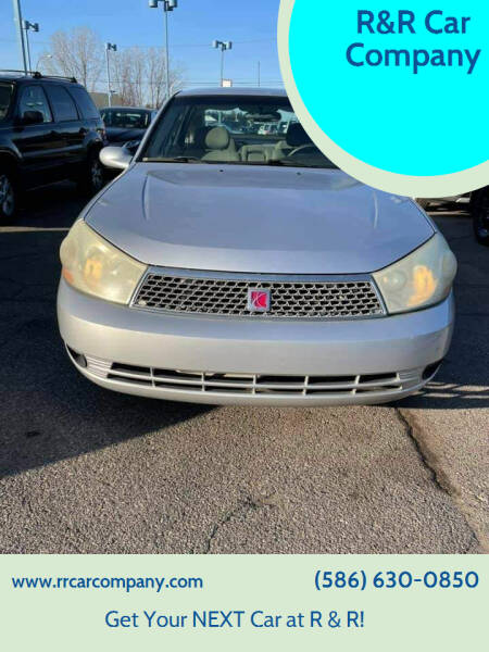 2005 Saturn L300 for sale at R&R Car Company in Mount Clemens MI