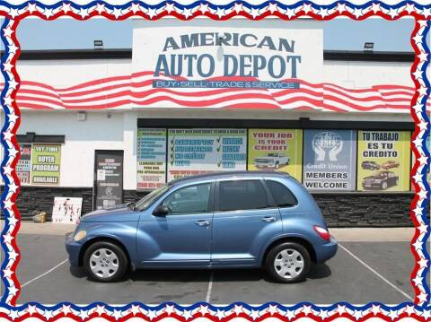 2006 Chrysler PT Cruiser for sale at American Auto Depot in Modesto CA