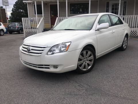 2007 Toyota Avalon for sale at Georgia Car Shop in Marietta GA