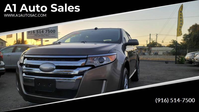 2013 Ford Edge for sale at A1 Auto Sales in Sacramento CA