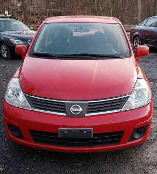 2008 Nissan Versa for sale at Apple Auto Sales Inc in Camillus NY