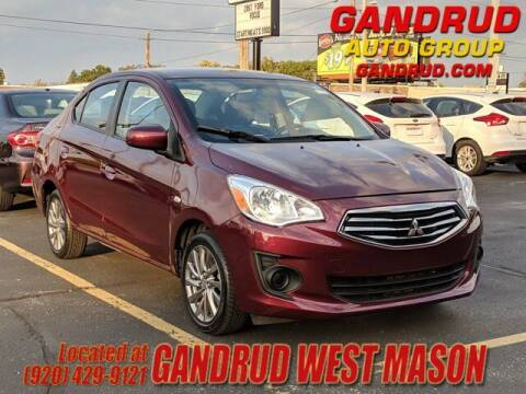 2018 Mitsubishi Mirage G4 for sale at GANDRUD CHEVROLET in Green Bay WI