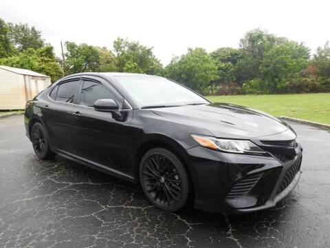 2018 Toyota Camry for sale at SUPER DEAL MOTORS 441 in Hollywood FL