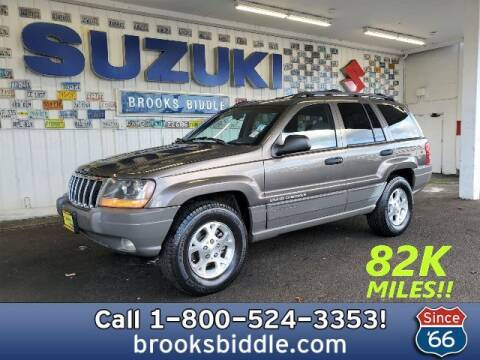 1999 Jeep Grand Cherokee for sale at BROOKS BIDDLE AUTOMOTIVE in Bothell WA