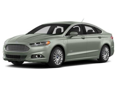 2016 Ford Fusion Energi for sale at Terry Lee Hyundai in Noblesville IN