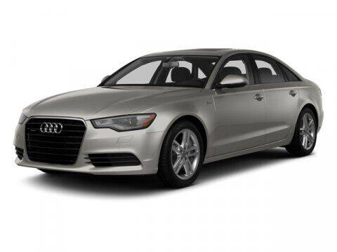 2013 Audi A6 for sale at BMW OF ORLAND PARK in Orland Park IL