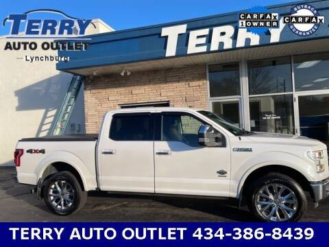 2015 Ford F-150 for sale at Terry Auto Outlet in Lynchburg VA