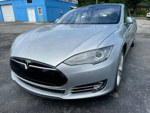 2014 Tesla Model S for sale at The Peoples Car Company in Jacksonville FL