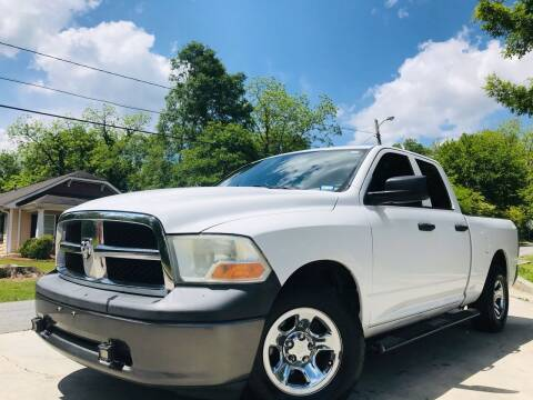 2011 RAM Ram Pickup 1500 for sale at Cobb Luxury Cars in Marietta GA