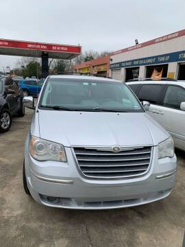 2008 Chrysler Town and Country for sale at Houston Auto Emporium in Houston TX