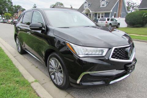 2018 Acura MDX for sale at First Choice Automobile in Uniondale NY