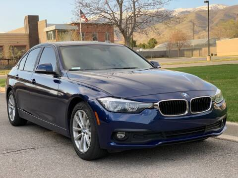 2018 BMW 3 Series for sale at A.I. Monroe Auto Sales in Bountiful UT