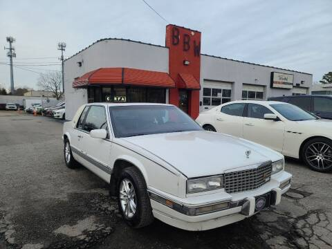 1989 Cadillac Eldorado for sale at Best Buy Wheels in Virginia Beach VA