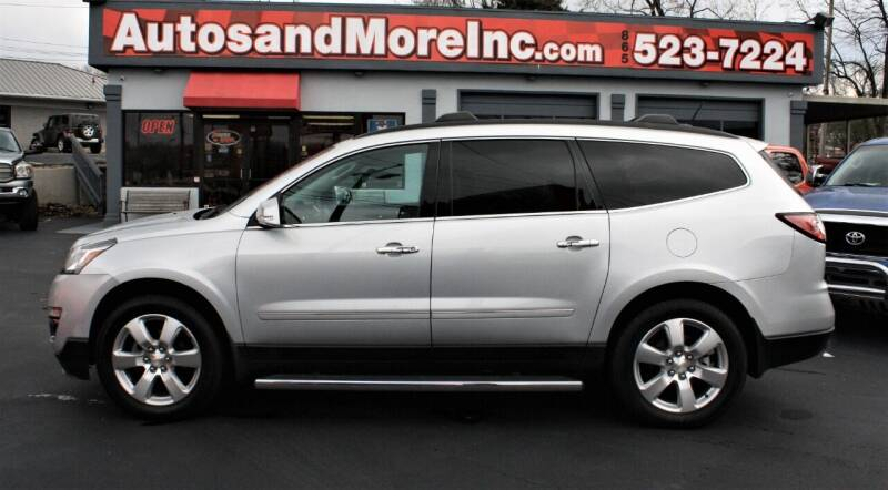 2017 Chevrolet Traverse for sale at Autos and More Inc in Knoxville TN