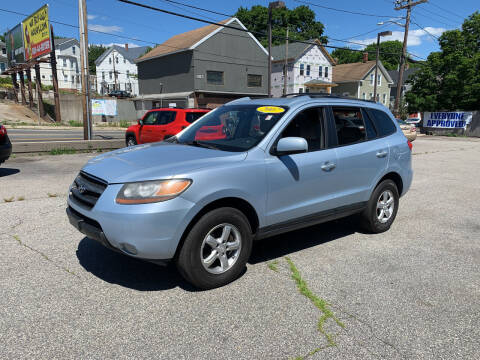 2007 Hyundai Santa Fe for sale at Capital Auto Sales in Providence RI
