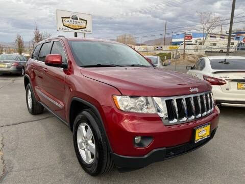 2012 Jeep Grand Cherokee for sale at CarSmart Auto Group in Murray UT