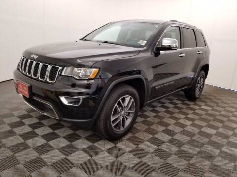 2018 Jeep Grand Cherokee for sale at BMW of Schererville in Schererville IN