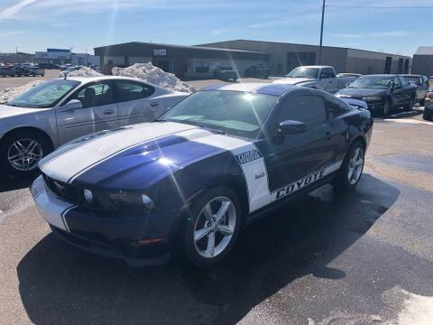 2011 Ford Mustang for sale at Blakes Auto Sales in Rice Lake WI