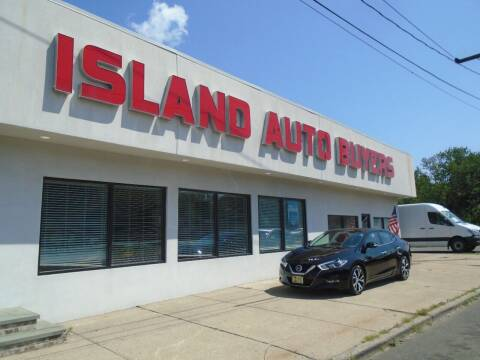 2018 Nissan Maxima for sale at Island Auto Buyers in West Babylon NY