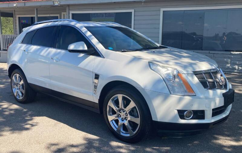 2012 Cadillac SRX for sale at USA AUTO CENTER in Austin TX