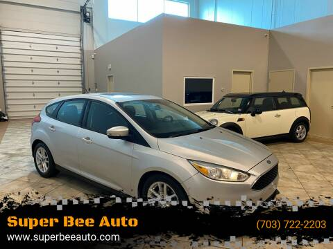 2016 Ford Focus for sale at Super Bee Auto in Chantilly VA