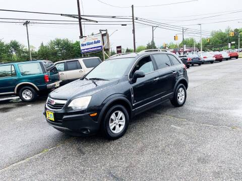2008 Saturn Vue for sale at New Wave Auto of Vineland in Vineland NJ