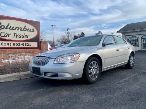 2009 Buick Lucerne for sale at Columbus Car Trader in Reynoldsburg OH