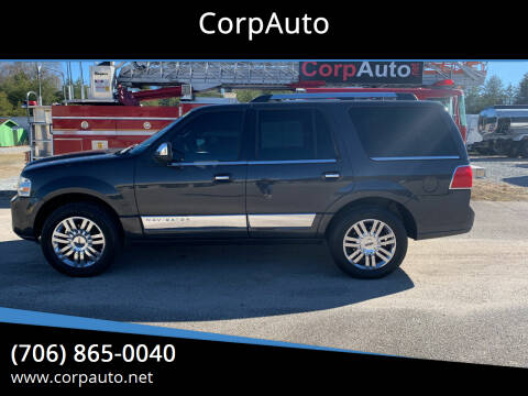 2007 Lincoln Navigator for sale at CorpAuto in Cleveland GA