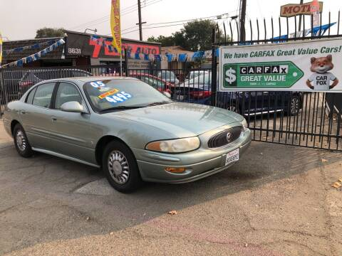 2005 Buick LeSabre for sale at 7 STAR AUTO in Sacramento CA