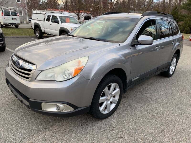 2010 Subaru Outback for sale at Broadway Motor Sales and Auto Brokers in North Chelmsford MA