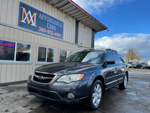 2008 Subaru Outback for sale at M & A Affordable Cars in Vancouver WA