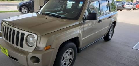 2009 Jeep Patriot for sale at City Auto Sales in La Crosse WI
