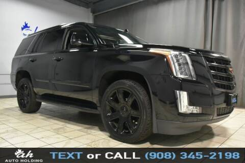 2019 Cadillac Escalade for sale at AUTO HOLDING in Hillside NJ