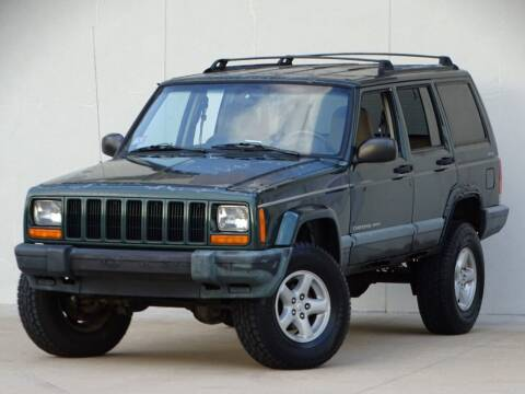2000 Jeep Cherokee for sale at Chicago Motors Direct in Addison IL