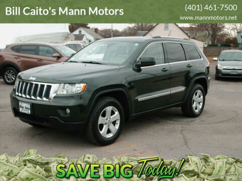 2011 Jeep Grand Cherokee for sale at Bill Caito's Mann Motors in Warwick RI