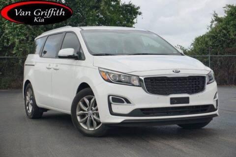 2019 Kia Sedona for sale at Van Griffith Kia Granbury in Granbury TX